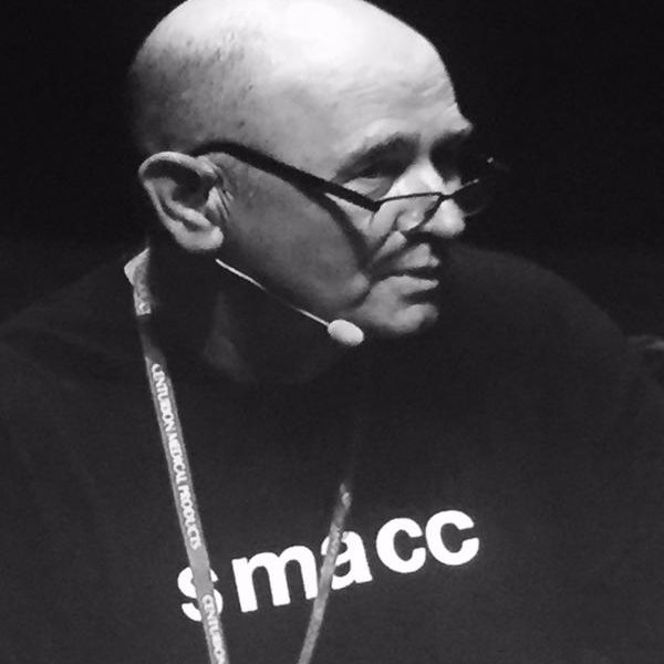 Finfer at SMACC sepsis panel